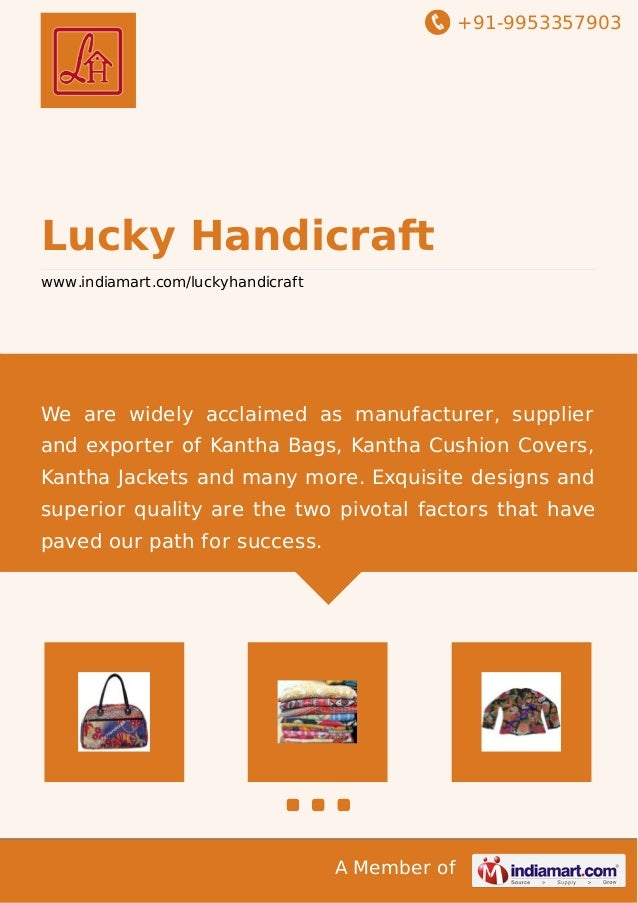 +91-9953357903 A Member of Lucky Handicraft www.indiamart.com/luckyhandicraft We are widely acclaimed as manufacturer, sup...