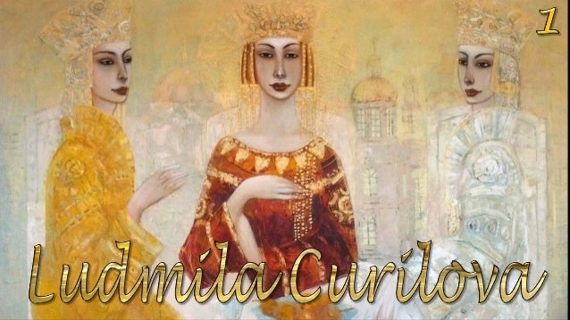 Ludmila Curilova1