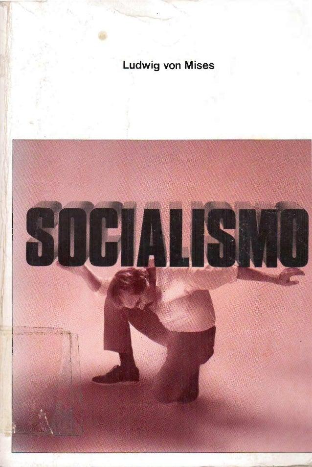 Ludwig von mises   socialismo