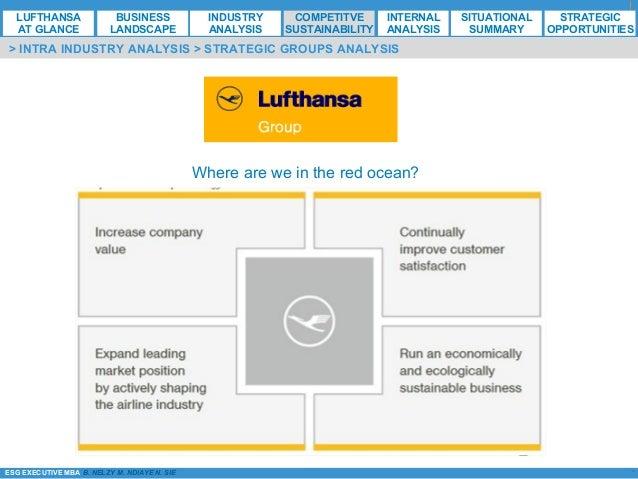 lufthansa analysis Top competitors for deutsche lufthansa ag - get a clear understanding of deutsche lufthansa ag's competition view competitive landscape report.