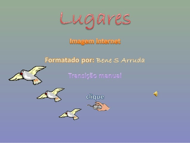 Lugares.