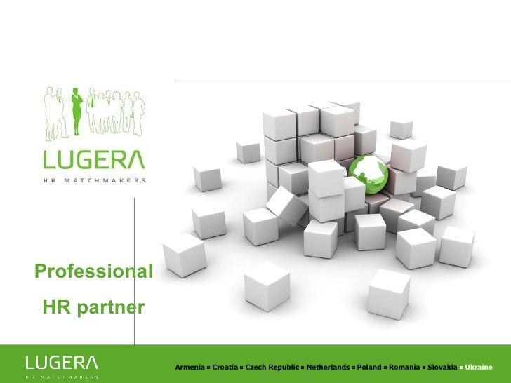 Lugera Ukraine Corporate Presentation