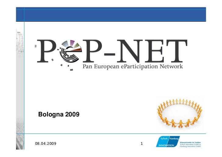 Bologna 200908.04.2009      1
