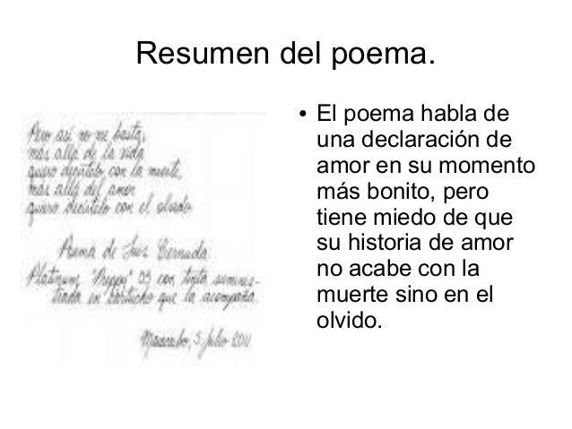 Luis Cernuda amor