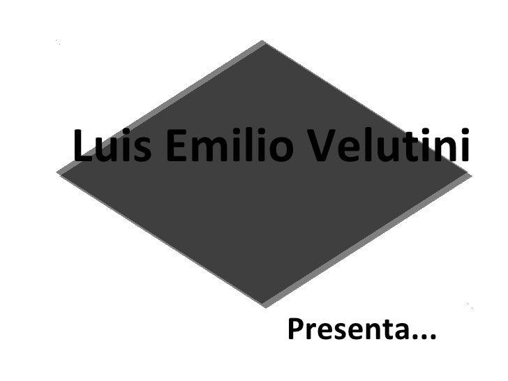Luis emilio velutini i love-blue-100130