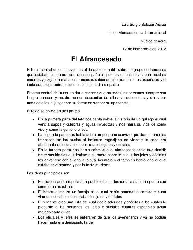 Luis Sergio Salazar Araiza                                                 Lic. en Mercadotecnia Internacional            ...