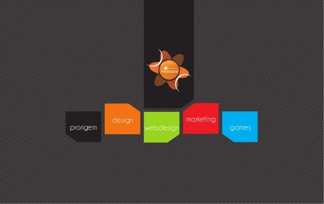marketing games design prorigem webdesign