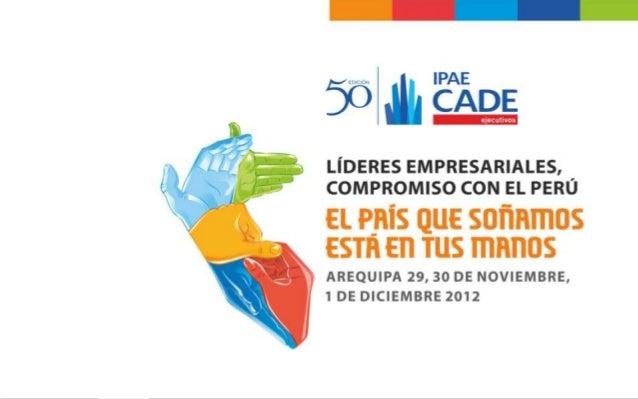 CADE 2012 - Luis Torres Mariscal