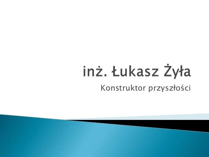 Lukasz zyla