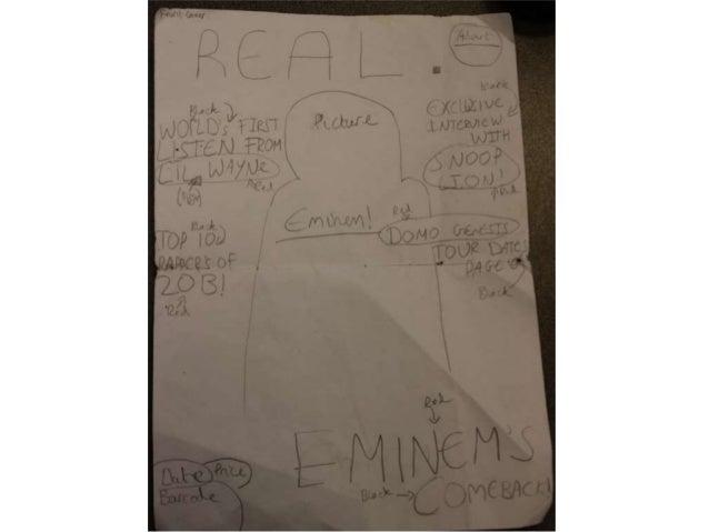 Luke sketches