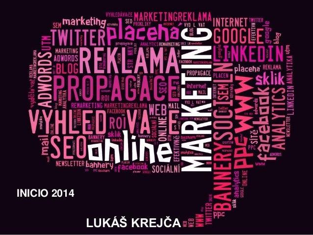 Lukáš Krejča - INICIO 2014