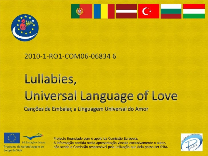 Lullabies, universal language of love apresenta%c3%a7%c3%a3o do projecto2[1]