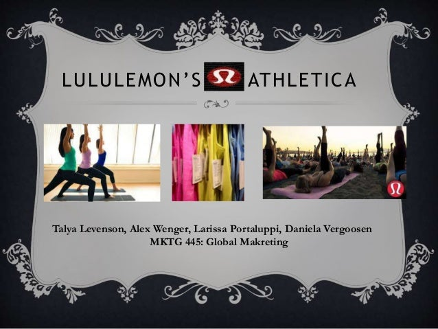 Lulu Lemon Expansion to London
