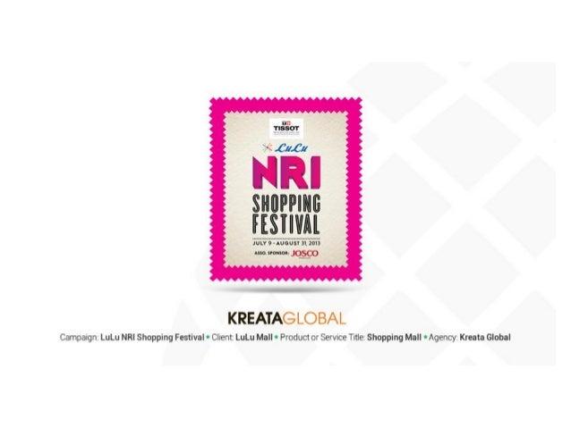 Lu lu mall   nri fest - success story