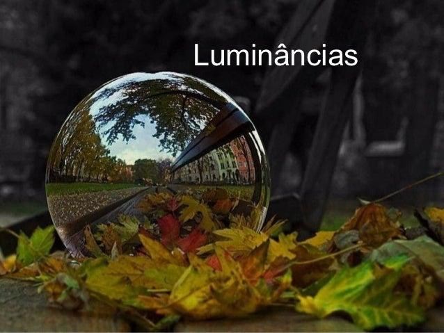 Luminancias