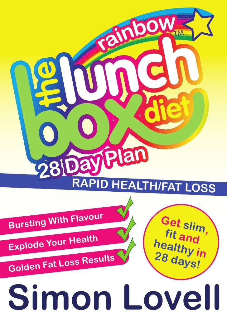 Free 28 day diet meal plan