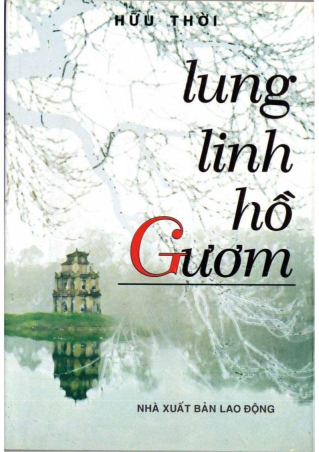 Lung linh Hồ Gươm