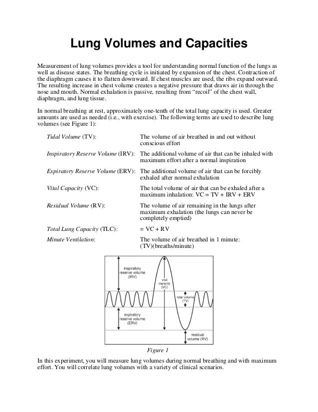 Lung volumes-and-capacities