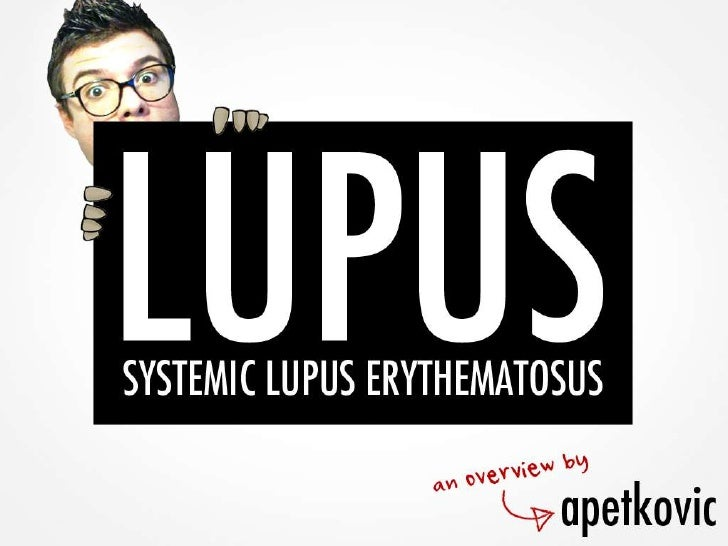 an overview of lupus As a chronic inflammatory autoimmune disease, lupus affects many organ systems the physiology, causes, types, diagnostic challenges, and treatments are discussed, with an emphasis on systemic lupus erythematosus&#13.