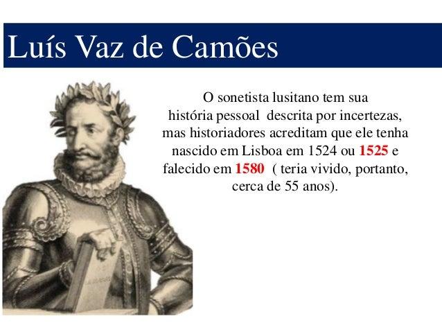 Luis de Camoes biografia de yahoo