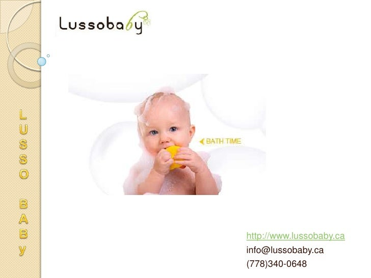 http://www.lussobaby.cainfo@lussobaby.ca(778)340-0648
