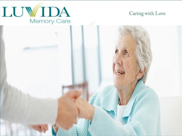 Luvida Memory Care is a leading Dementia and Alzheimer's care provider in Belton, Texas.  www.luvidacare.com