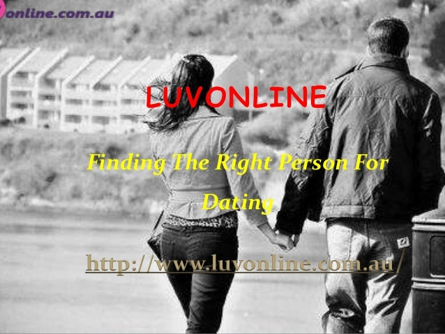 The best way to know your partner is through online datingLuvonline