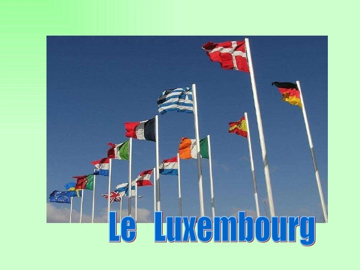 Le  Luxembourg