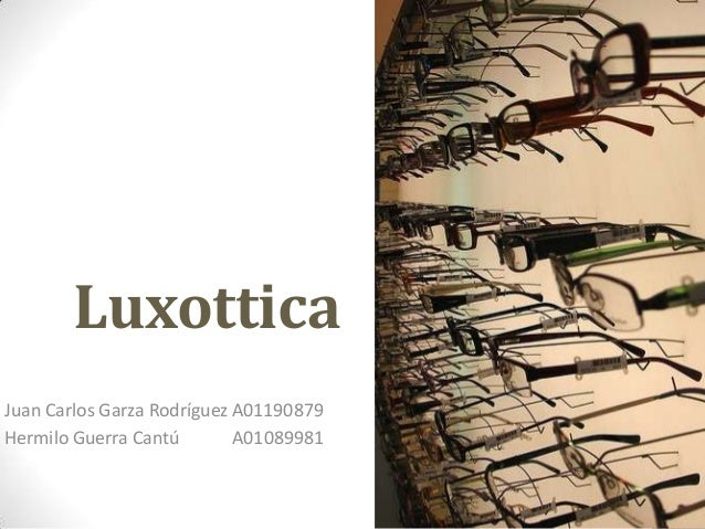 luxottica swot Luxottica group spa : consumer packaged goods - company profile, swot and financial analysis market research report available in us $ 125 only at marketreportsonlinecom - buy now or ask.
