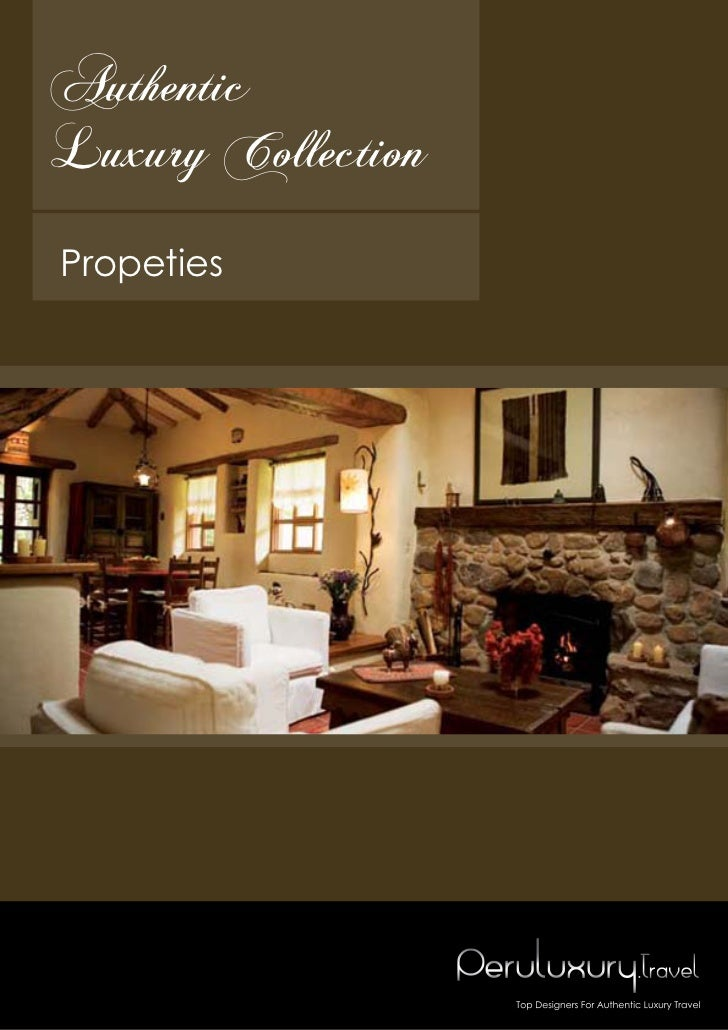Luxurt collection   propeties - villa urubamba