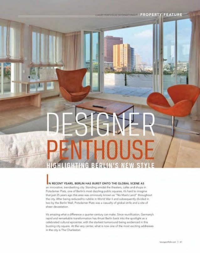 Luxury  portfolio-international volume05
