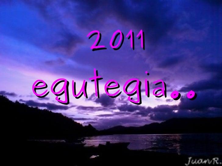 2011  egutegia..