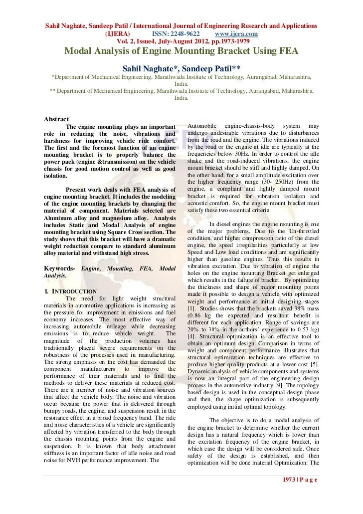 Sahil Naghate, Sandeep Patil / International Journal of Engineering Research and Applications                    (IJERA)  ...