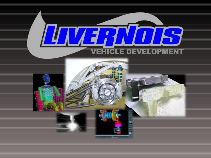 Livernois Vehicle Development