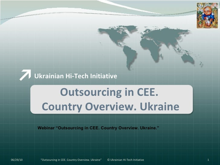 Lviv outsourcing forum, Victor Maznuk