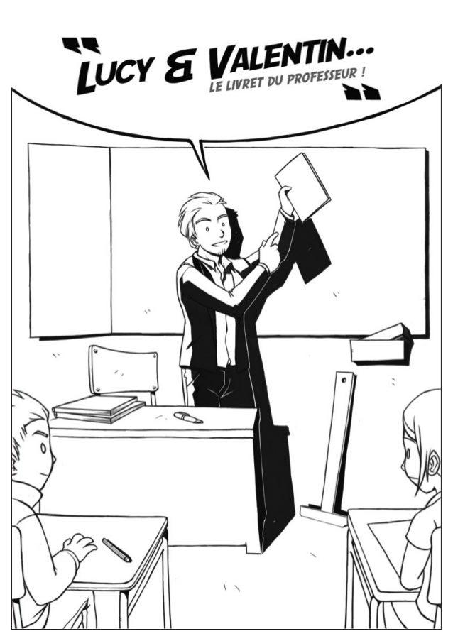 Livret du professeur - Lucy & Valentin - juin 2013