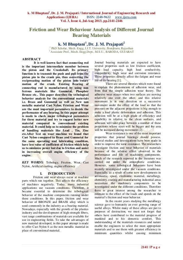 k. M Bhuptani1 , Dr. J. M. Prajapati / International Journal of Engineering Research and Applications (IJERA) ISSN: 2248-9...