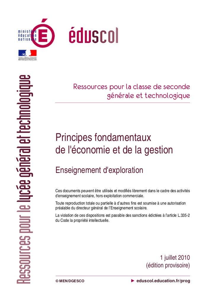 eduscolRessources pour le lycée général et technologique                                                               Res...