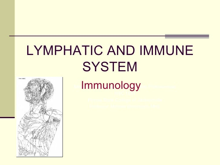 lymphatic and immune systems terminology The lymphatic system is an important part of the immune system the lymph  nodes filter lymph fluid as it flows through them, trapping bacteria, viruses, and  other.