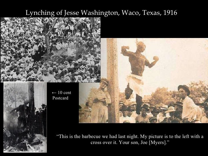 Racial violence and the politics of the color line
