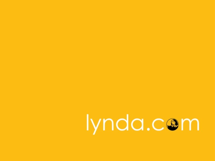 02 | What is lynda.com?online company that offers a library of video tutorials for computerskillsgreat resource to learn s...
