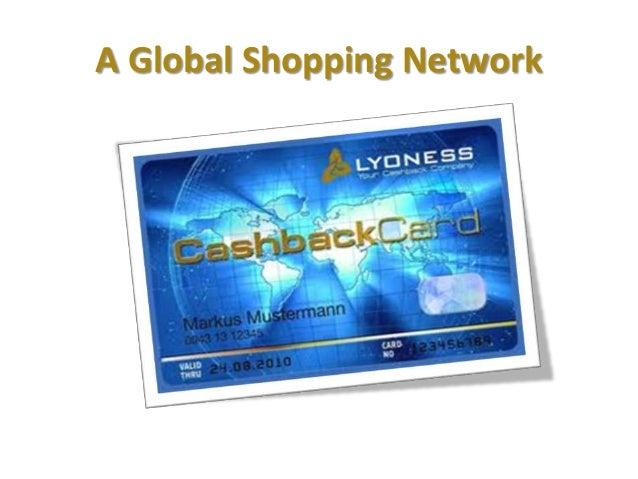 A Global Shopping Network
