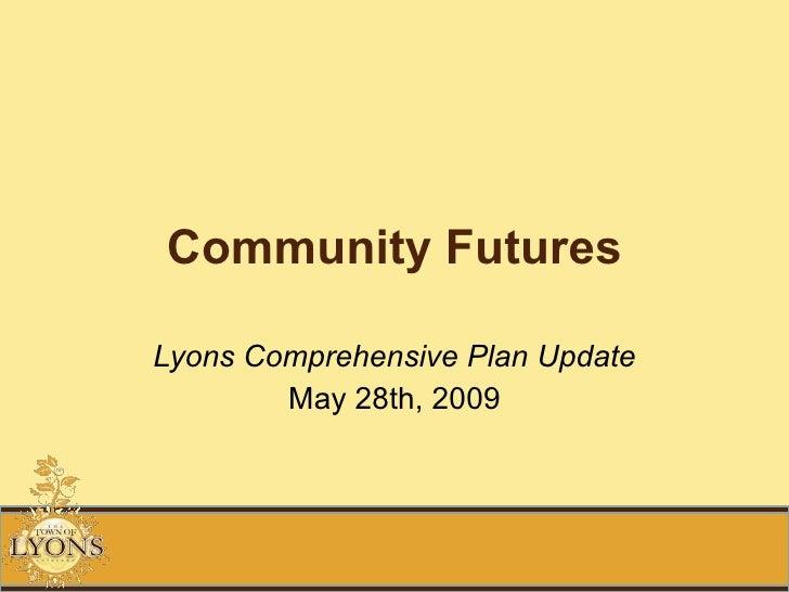 Lyons Wkshp3 May2809 Results