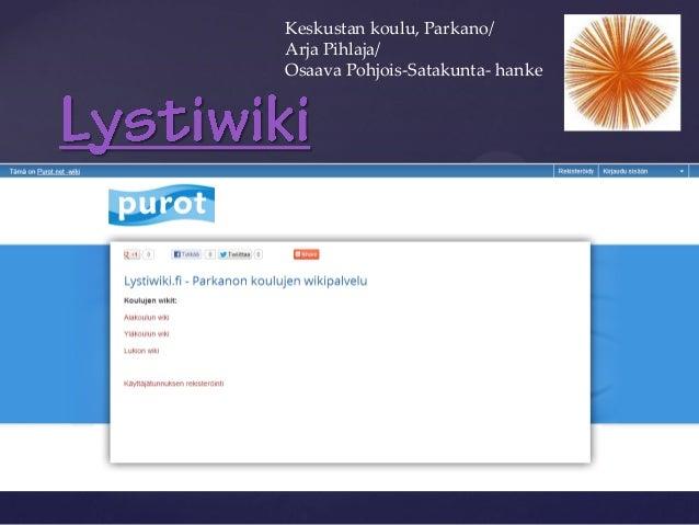 Lystiwiki