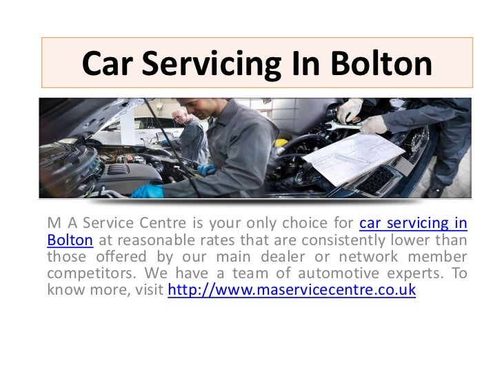 Car Servicing In BoltonM A Service Centre is your only choice for car servicing inBolton at reasonable rates that are cons...