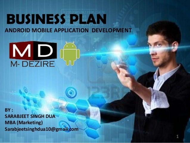 Mobile business plan