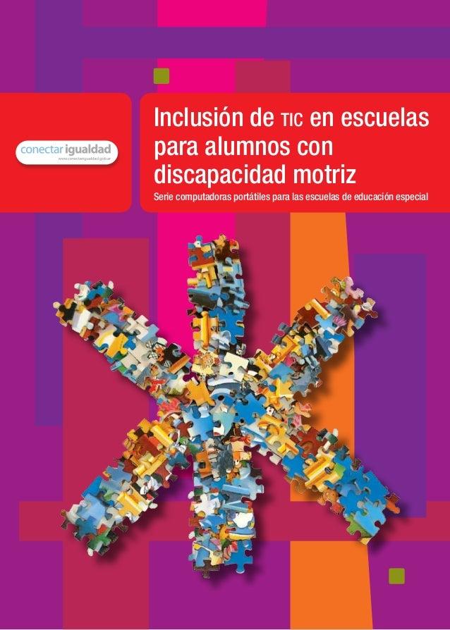 material de distribución gratuita Serie computadoras portátiles para las escuelas de educación especial Inclusión de tic e...