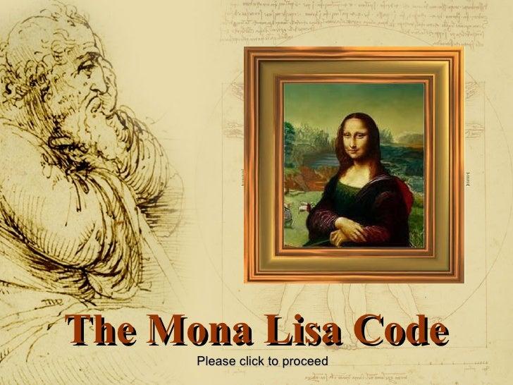 M   Mona Lisa Secret