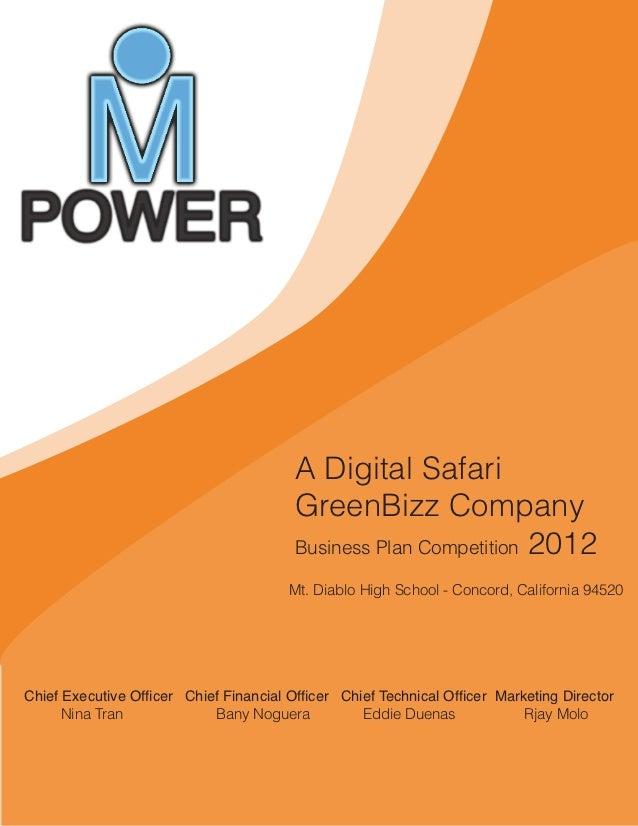 M-Power Business Plan