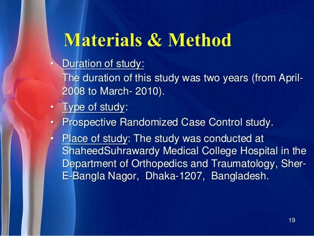 Phd thesis materials and methods